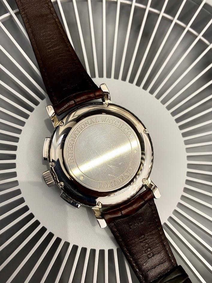 Portofino Chronograph IW378302 #2