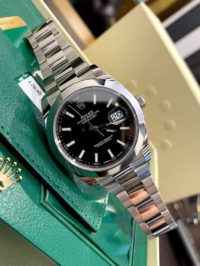 Datejust  41 mm, steel 126300-0011