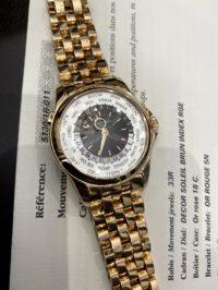 Швейцарские часы Patek Philippe Complicated Watches 5130/1 5130/1R-011