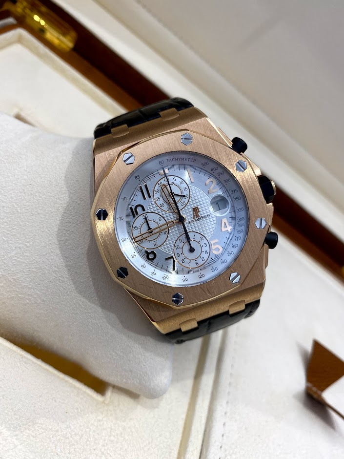 Royal Oak Offshore Pride of Russia 26061OR.OO.D002CR.01 #1
