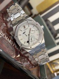 Швейцарские часы Audemars Piguet Royal Oak Dual Time 26120ST.OO.1220ST.01
