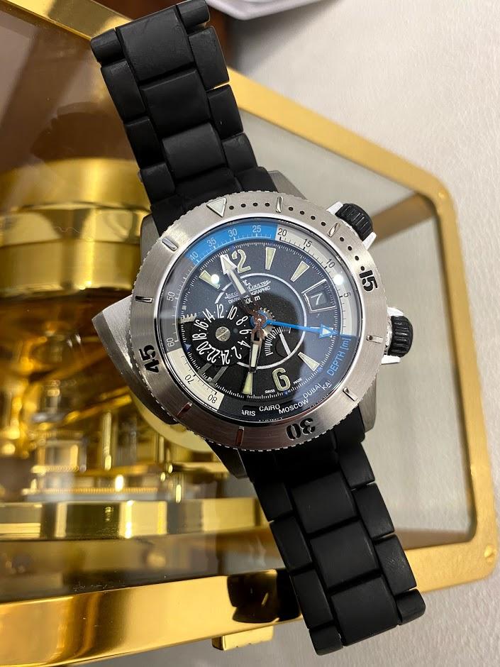 Master Compressor Diving Pro Geographic Q185T770 #1