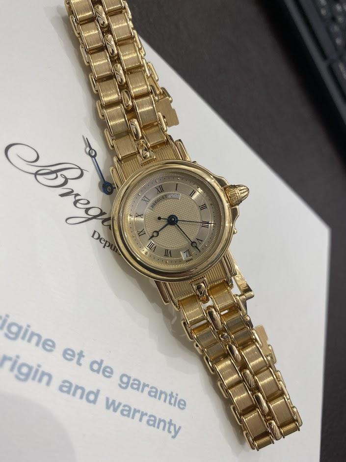 Horloger de La Marine #1