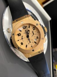 Big Bang 44 MM Rose Gold Mat 301.PI.500.RX