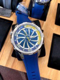 Швейцарские часы Perrelet Turbine  Diver a1066/3