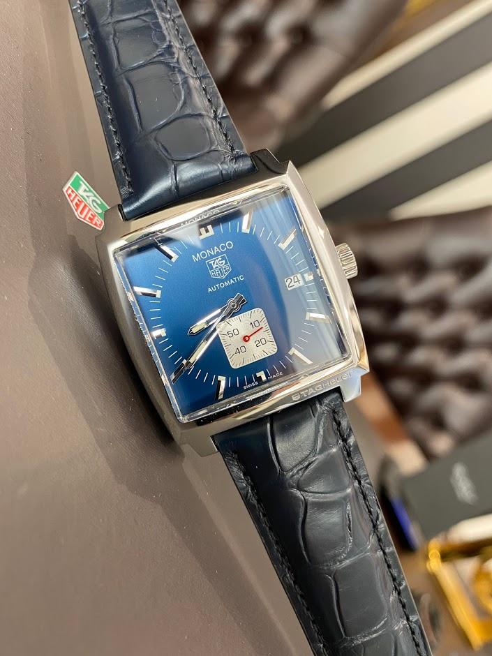 MONACO Automatic WW2111.FC6204 #1