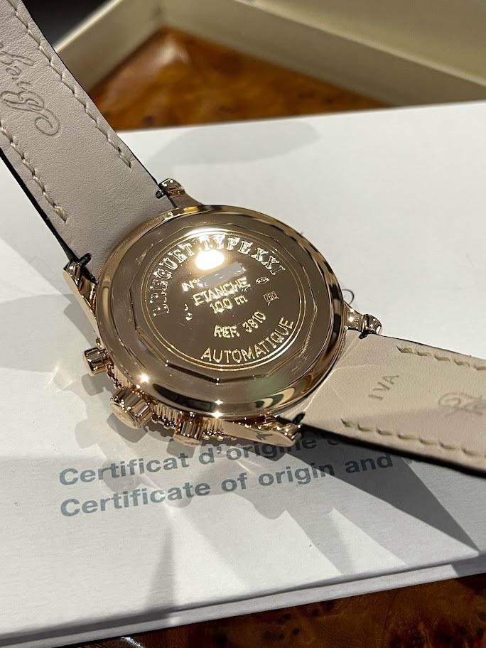 Type XX / Type XXI 3810 Flyback Chronograph 3810BR/92/9ZU #2