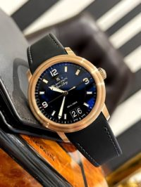 Швейцарские часы Blancpain Léman Leman Big Date Automatic 2850B-3630A-64B