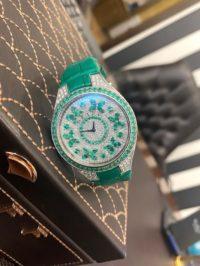 Швейцарские часы GRAFF Disco Butterfly  Emerald FBF38WGED