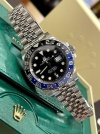 Швейцарские часы Rolex GMT-Master II 40mm Steel 126710BLNR-0002