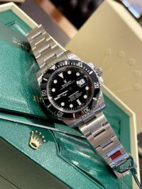 Швейцарские часы Rolex Submariner Date 40mm Steel Ceramic 116610LN