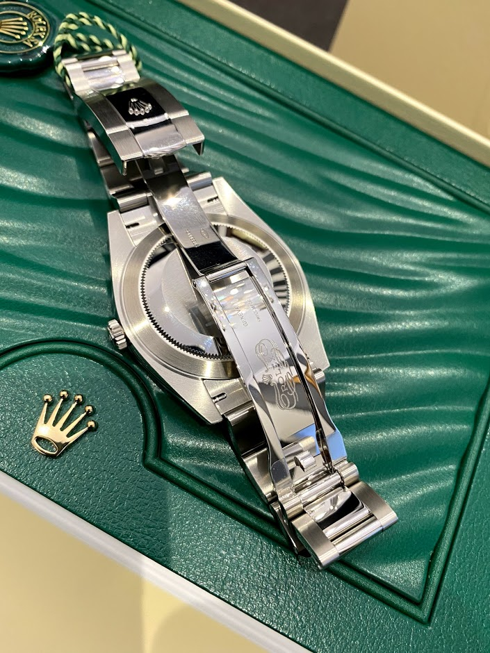Datejust 41mm Steel and White Gold 126334-0025 #2