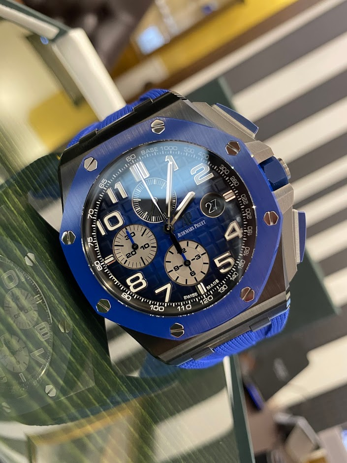 Royal Oak Offshore  Chronograph 44mm 26405CE.OO.A030CA.01 #1