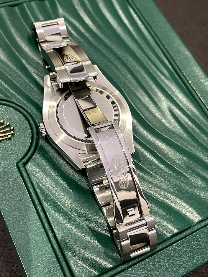 Datejust II 41mm Steel and White Gold 116334-0005 #2