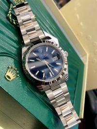 Швейцарские часы Rolex Datejust 41 mm, steel and white gold 126334-0001