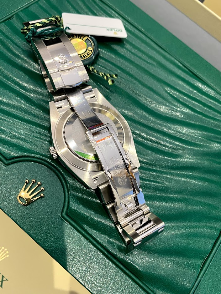 Datejust 41 mm, steel and white gold 126334-0001 #2