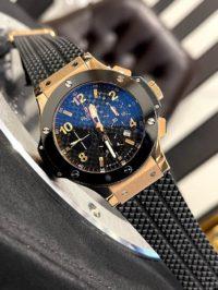 Швейцарские часы Hublot Big Bang 44 MM Gold Ceramic 301.PB.131.RX
