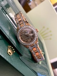 Datejust Lady Pearlmaster 29 mm 80285-0006