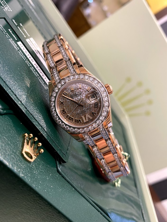 Datejust Lady Pearlmaster 29 mm 80285-0006 #1