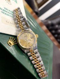Швейцарские часы Rolex Datejust 69173
