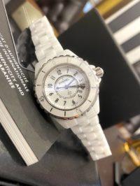 J12 White Ceramic 33mm Quartz H0968