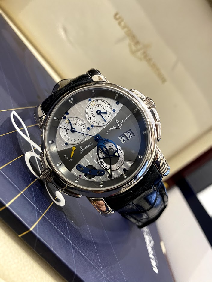 Sonata Cathedral Dual Time 670-88/213 #1