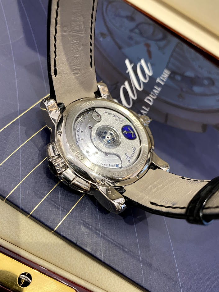 Sonata Cathedral Dual Time 670-88/213 #2