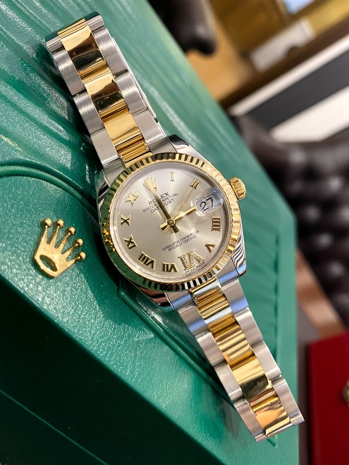 Datejust 31 mm, Oystersteel and yellow gold 278273-0003 #1
