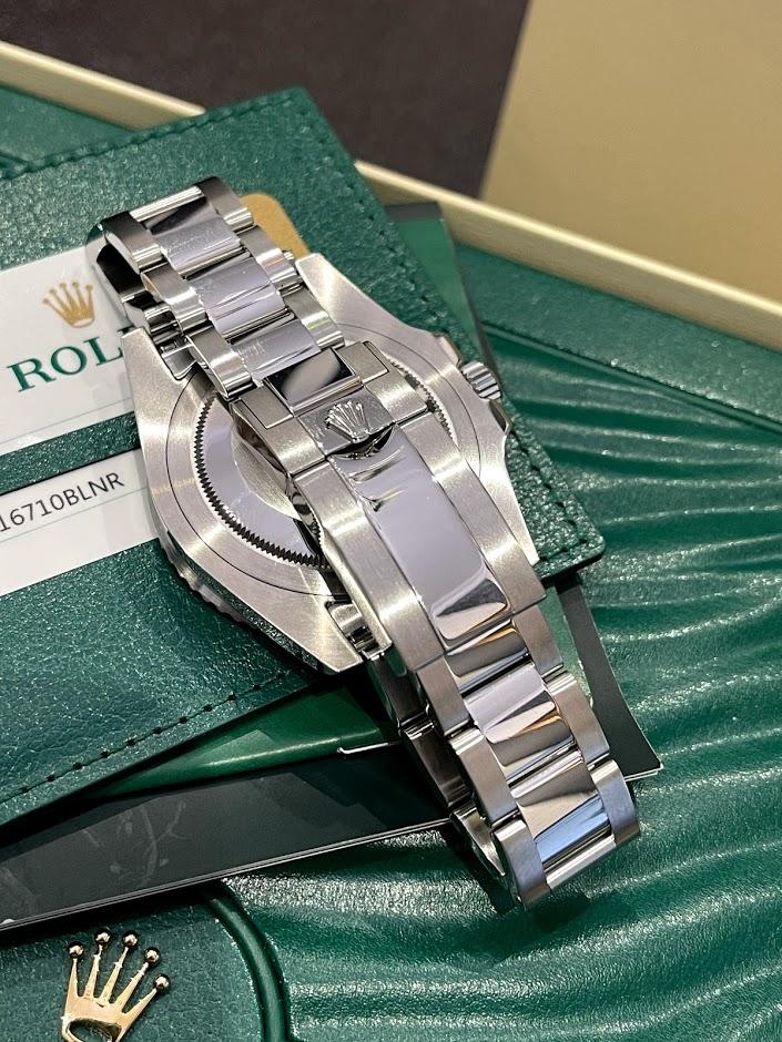 GMT-Master II 40 mm, Oystersteel 116710blnr-0002 #5