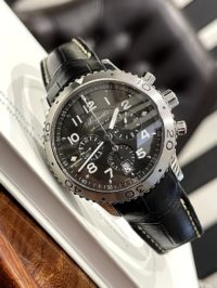 Швейцарские часы Breguet Type XX / Type XXI 3810 Flyback Chronograph 3810ST/92/9ZU