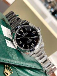Швейцарские часы Rolex Explorer 214270-0003