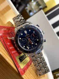 Швейцарские часы Omega Seamaster 300 M Diver Chronograph 42 mm 212.30.42.50.03.001