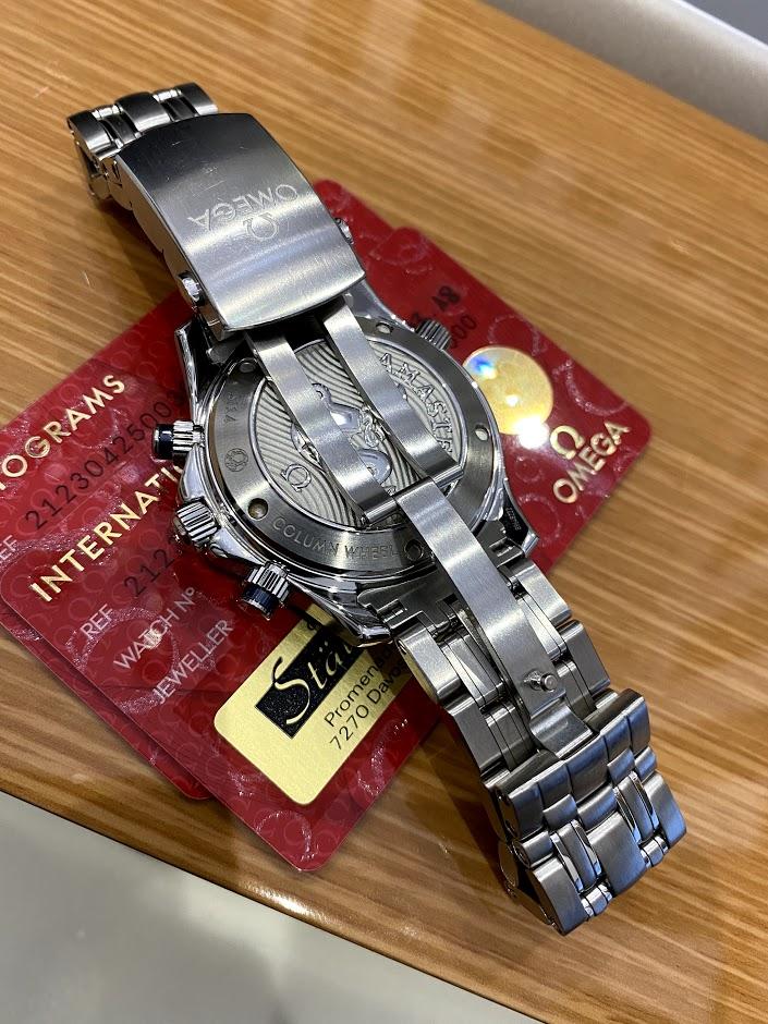 Seamaster 300 M Diver Chronograph 42 mm 212.30.42.50.03.001 #2