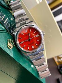 Швейцарские часы Rolex Oyster Perpetual 36 126000-0007