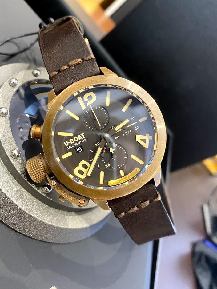Classico 45mm chrono bronzo 8063 #1