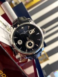 Dual Time 42 mm Manufacture 3343-126/912