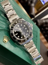 Швейцарские часы Rolex SEA-DWELLER New Sea-Dweller 4000 116600