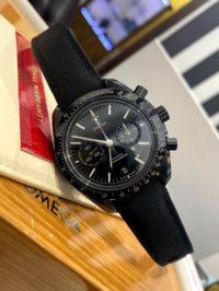 Швейцарские часы Omega Speedmaster Dark Side of the Moon Co‑Axial Chronometer Chronograph 44,25 mm 311.92.44.51.01.007
