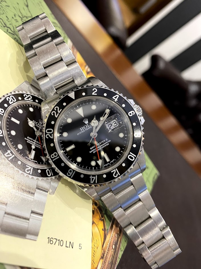 GMT-Master II 16710 #1