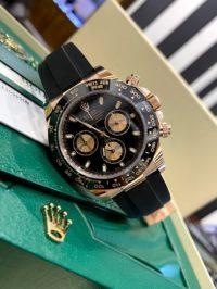 Швейцарские часы Rolex Daytona 40 mm, Everose gold 116515ln-0012