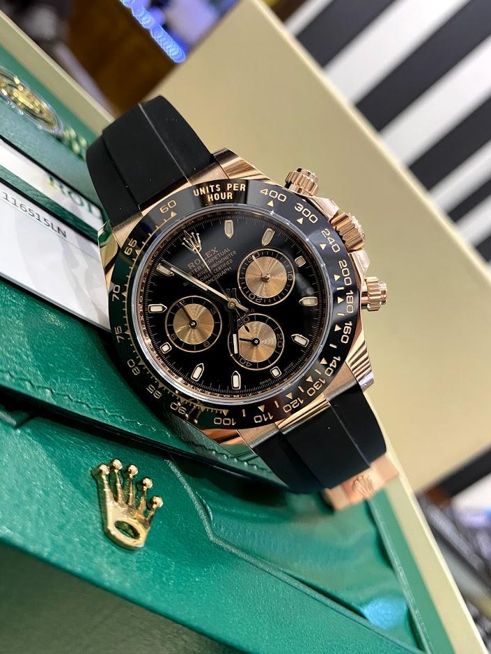 Daytona 40 mm, Everose gold 116515ln-0012 #1