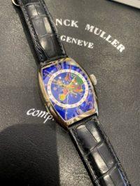 Швейцарские часы Franck Muller Master of Complication  5850 WW