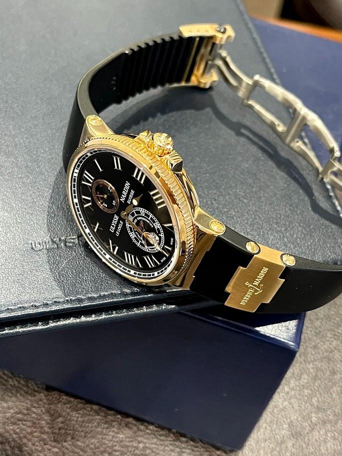 Maxi Marine Chronometer 43mm 266-67-3/42 #3