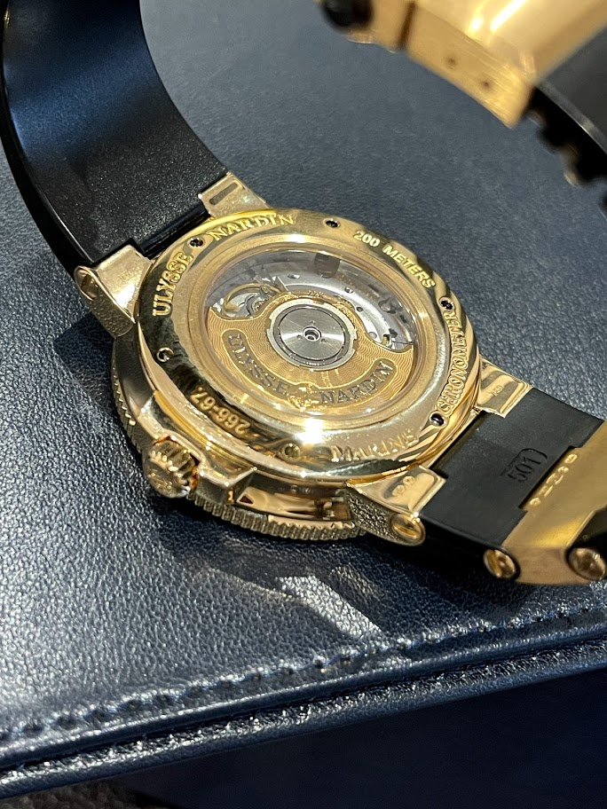 Maxi Marine Chronometer 43mm 266-67-3/42 #2