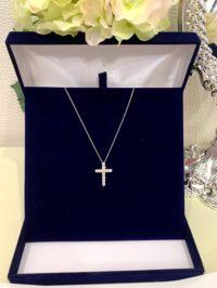 Крест Amore DIAMONDS CROSS PENDANT
