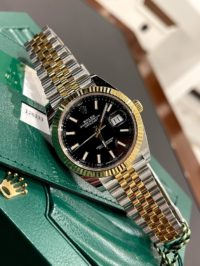 Швейцарские часы Rolex Datejust 41mm Steel and Yellow Gold 126333-0014
