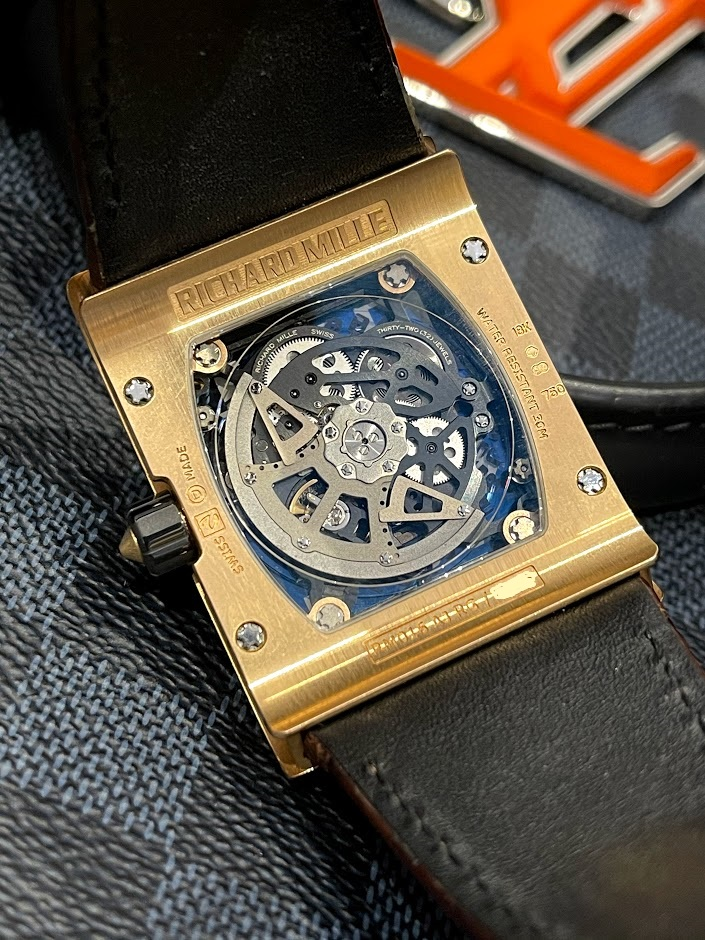 Watches RM 016 Rose Gold Automatic RM 016 AJ RG #2