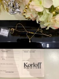 Подвеска No name KORLOFF PENPOIRE DIAMOND PENDANT