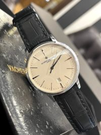 Швейцарские часы Vacheron Constantin Patrimony Contemporaine Date Self-Winding 85180/000G-9230