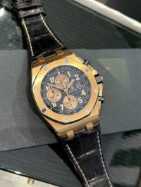 Швейцарские часы Audemars Piguet Royal Oak Offshore  Chronograph 42mm 26470OR.OO.A002CR.02
